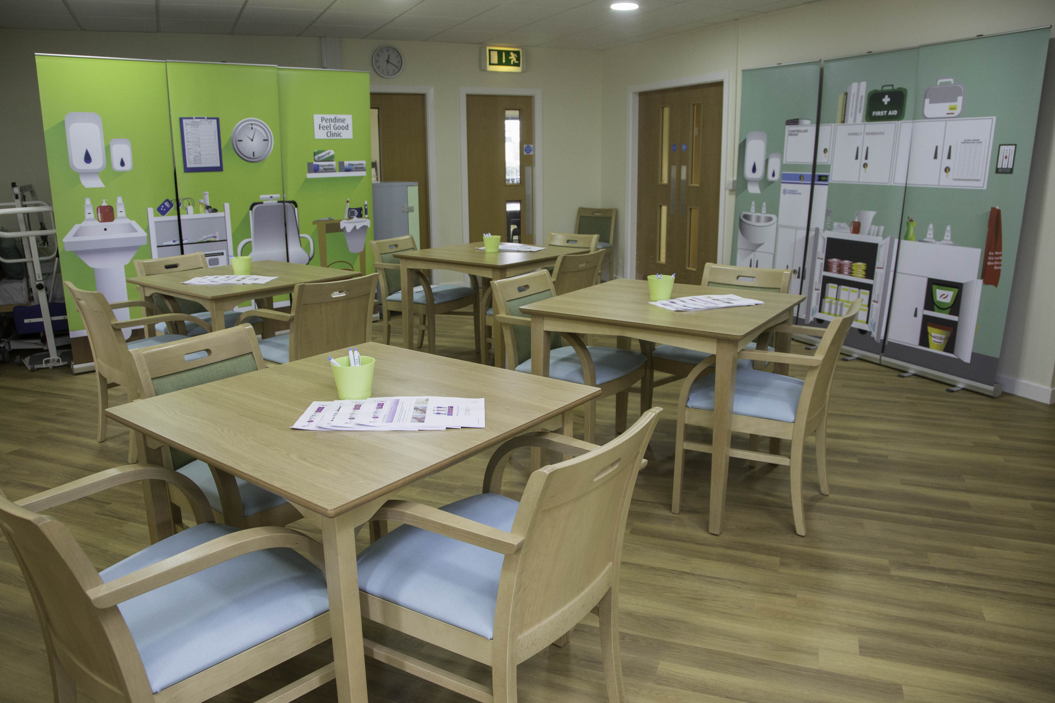 Pendine Park Care Home Wrexham North East Wales Dementia Care 24hr Nursing Care Residential Care For Older People Convalescence Respite Care At Home Physiotherapy Art Therapy